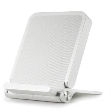 WIRELESS CHARGER STAND (WCD-100 5V 1A WHITE)
