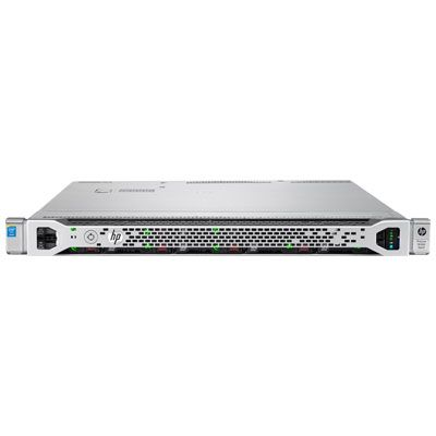 ProLiant DL360 Gen9 E5-2620v3 1P 16GB-R P440ar 500W PS Base SAS Server/TV