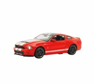 Ford Shelby GT500 JAM 1:14 40MHz 2Kanal rot OUT/IN