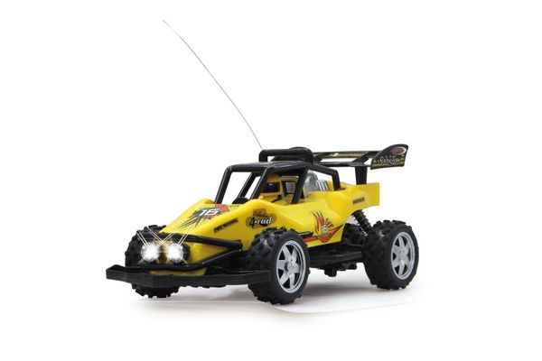 Dragster 16 40 MHz JAM 1:16 2Kanal 2WD OUT/IN + Beleuchtung