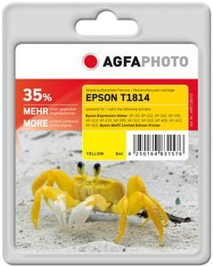 AGFAPHOTO Ink Yellow, T1814 (APET181YD)