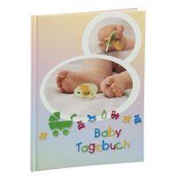 Sascha  Baby Diary 20,5x28 44 Pages 10677