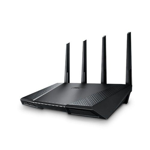 ASUS RT-AC87U NORDIC Wireless Router (90IG00W0-BU2G00)