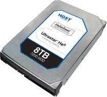 "Ultrastar HE8 8TB 3.5"" HDD 7200rpm SATA 6Gb/s 128MB cache 24x7 enhanced availability 8,9cm"
