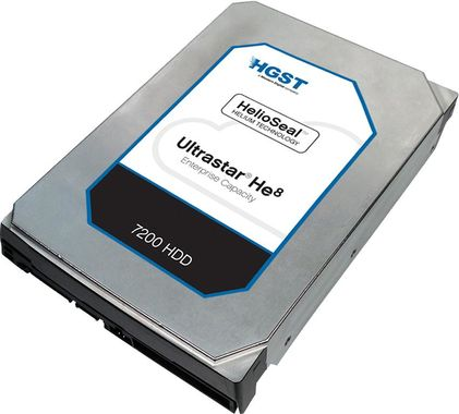 ULTRASTAR HE8 8TB 3.5IN 25.4MM HUH728080AL5204 SAS ULTRA INT