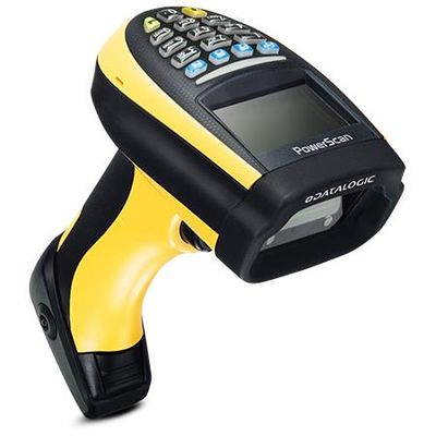 Datalogic PowerScan PM9500, 433MHz, Standard Range, Removable Battery