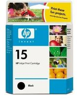 C 6615 DE ink cartridge black   No. 15