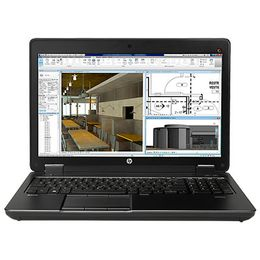 HP ZBook 15 G2 mobil