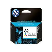 HP 62 Tri-color Ink Cartridge Blister
