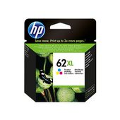 HP 62XL ink cartridge tri-colour high capacity 1-pack