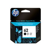 HP 62 Black Ink Cartridge Blister