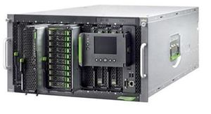 PRIMERGY BX400 S1 RACK 6HE CHASSIS FOR 8 CPU BLADES