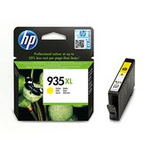 HP 935XL original ink cartridge yellow high capacity 825 pages 1-pack Blister multi tag
