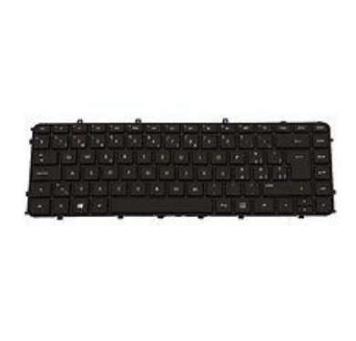 KEYBOARD ISK/PT BLK BL W8 (SP)