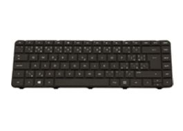 HP KEYBOARD TM ADR (648217-BA1)