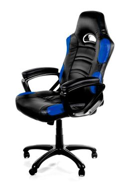 Enzo Gaming Chair Blue