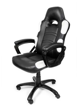 Enzo Gaming Chair White