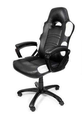 Enzo Gaming Chair - White