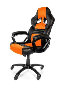 AROZZI Monza Gaming Chair - Orange (MONZA-OR)