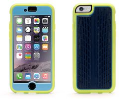 iPhone 6/6s Identity Traction Pistachio/ Light Blue