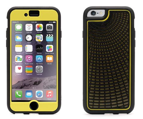 Griffin iPhone 6/6s Identity Radiant Black/ Grey/ Yellow