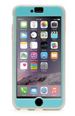 Griffin iPhone 6/6s Plus Identity Traction Turquoise/ Grey