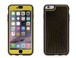 Griffin iPhone 6/6s Plus Identity Radiant Black/ Grey/ Yellow