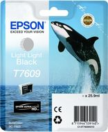 EPSON Ink Cart/ T7609 Light Light Black (C13T76094010)