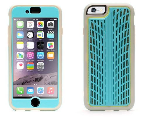 Griffin iPhone 6/6s Identity Traction Turquoise/ Grey