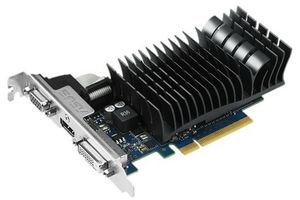 ASUS GeForce GT 730 2GB DDR3 D-Sub/ DVI/ HDMI Heatsink Low Profile (with LP-bracket) (GT730-SL-2GD3-BRK)