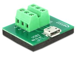 Adapter Micro USB hona > Terminal Block 6 pin