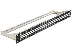 1HE 48 Keystone Ports 19,2 x 14,9mm