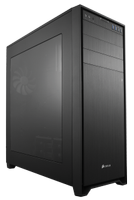 CORSAIR Obsidian 750D Big-Tower,  schwarz Window - gedämmt (GECK-275)