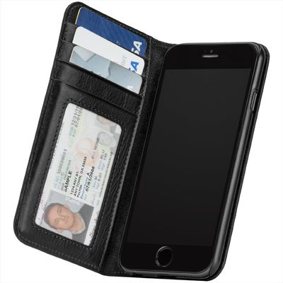 CASE-MATE WALLET FOLIO (APPLE IPHONE 6 4.7  BLACK)