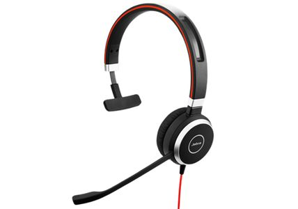 JABRA EVOLVE 40 UC MONO HD AUDIO                         IN ACCS (6393-829-209)