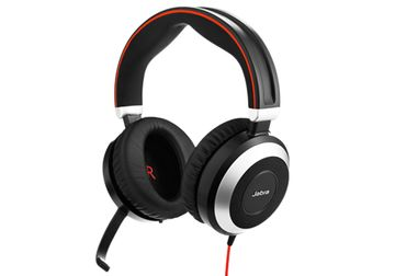 JABRA JABRA EVOLVE 80 UC STEREO ACTIVE NOISE-CANCELLING          IN ACCS (7899-829-209)