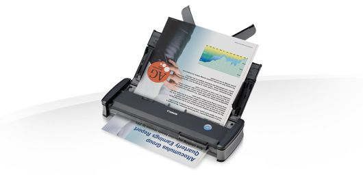 BUNDLE P-215II Scan and Carry Case