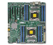SUPERMICRO DP, Xeon E5-2600 v3 proc.