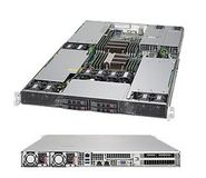 "SUPERMICRO 1U, 4x 2.5"""" Hot-swap drive"