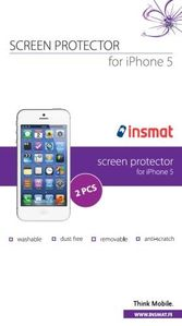 INSMAT Protect iPhone 5/5S 2 pcs (860-9095)