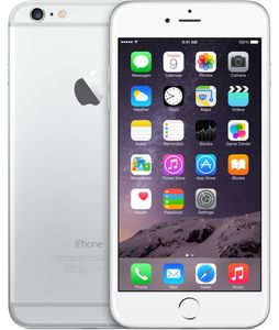 APPLE IPHONE 6 PLUS 16GB SILVER (OLÅST) (MGA92QN/A/APPLE)