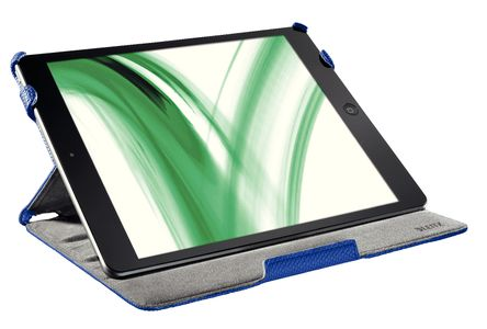 LEITZ SMART GRIP CASE BLUE - IPAD AIR (64250035)