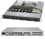"SUPERMICRO 1U, 8x 2.5"""" Hot-swap drive"