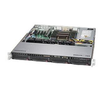 SUPERMICRO SuperServer,  Black (SYS-5018R-M)
