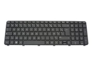 KEYBOARD BLK ISK/PT ARAB