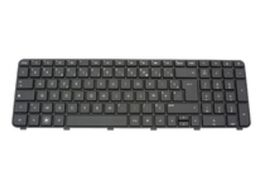 KEYBOARD BLK ISK/PT PORT
