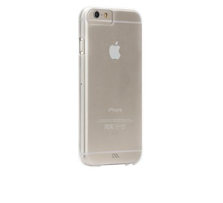 CASE-MATE BARELY THERE (APPLE IPHONE 6 4.7 CLEAR)