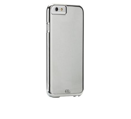 CASE-MATE BARELY THERE (APPLE IPHONE 6 4.7 SILVER)