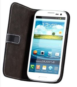 INSMAT Exclusive Flip Case Samsung S3 Black (650-9988)