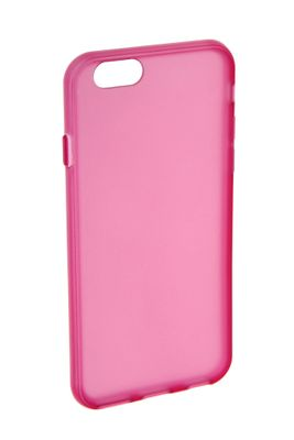 iPhone 6 Plus silicon Transp/ Hot Pink